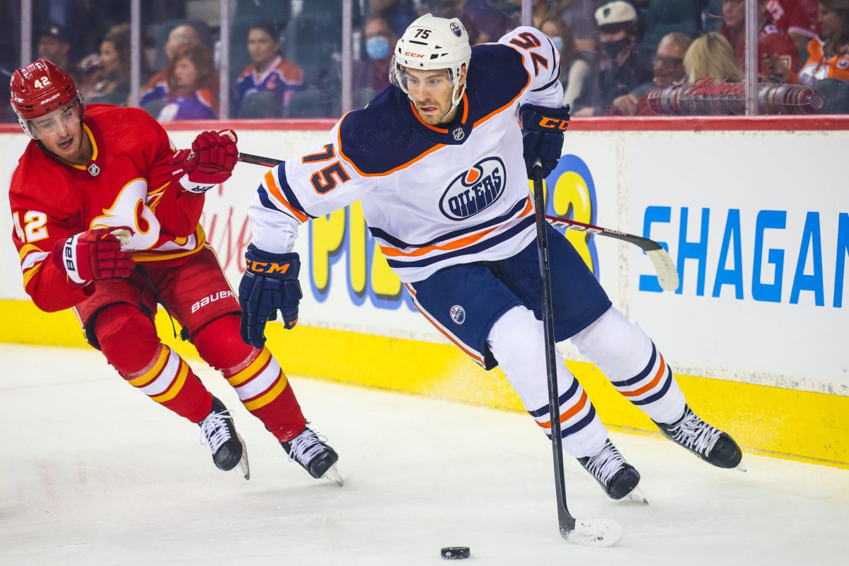 Why Evan Bouchard playing on the Top Pair is Edmonton's best option