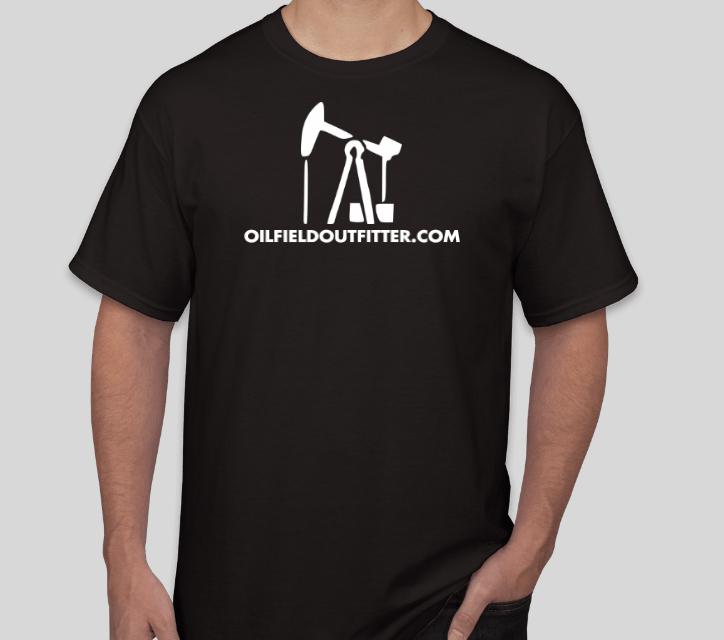 OILFIELD OUTFITTER TEAM PUMP SHIRT BLACK