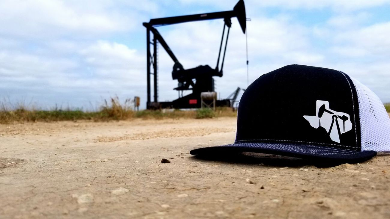 texas oilfield caps pump jack location