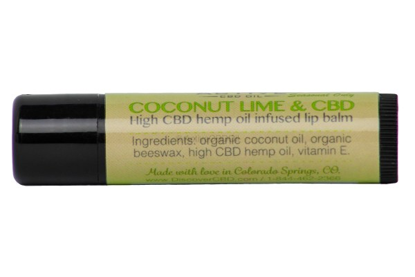 Lip Balm Coconut Lime 2