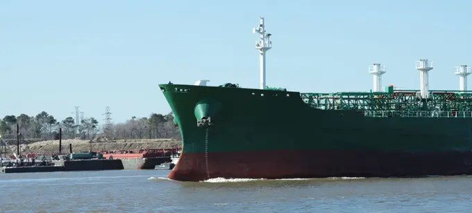 Energy Pushes Texas Exports To Highest Value Ever