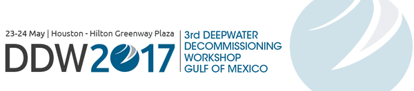 3rd Deepwater Decommissioning Workshop Gulf of Mexico