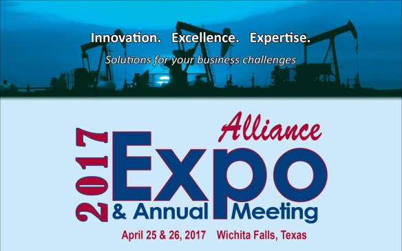 2017 Alliance Expo and Annual Meeting @ MPEC Wichita Falls | Wichita Falls | Texas | United States
