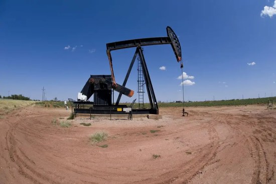Texas O&G Activity Increases for Second Straight Month