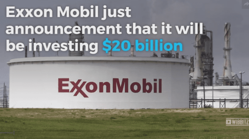 Exxon says it will spend $20B on Gulf Coast projects