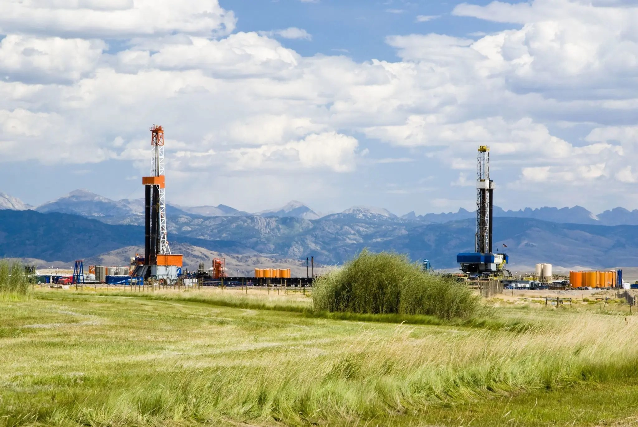 Natural Gas: Saving Farms, Building Communities