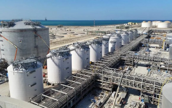 CB&I Awarded Storage Tank Contract by Venture Global LNG