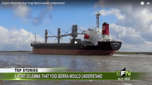 A Port Dilemma That Yogi Berra Would Understand