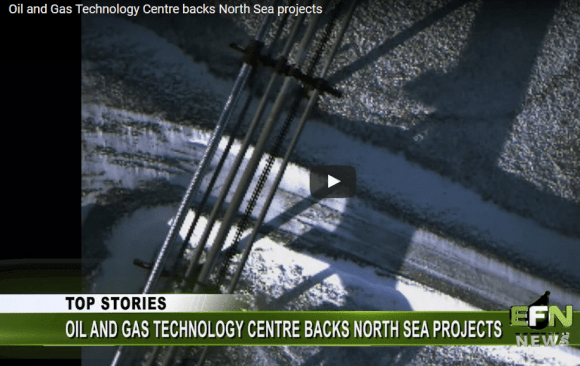 Oil and Gas Technology Centre Backs North Sea Projects