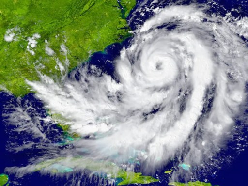 US Gulf Coast Prepares for Hurricane Harvey