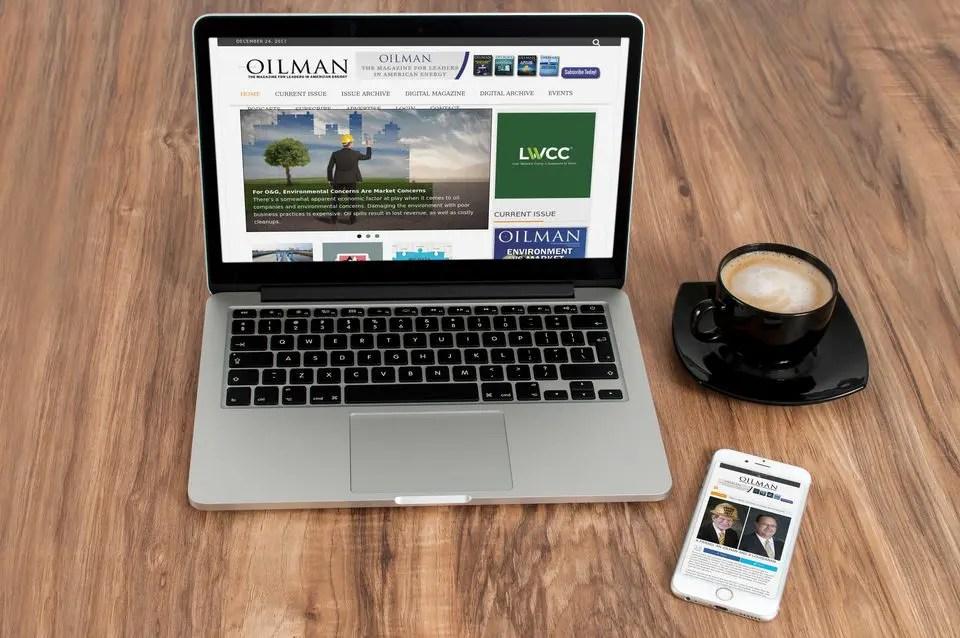 Oil News Web Magazine