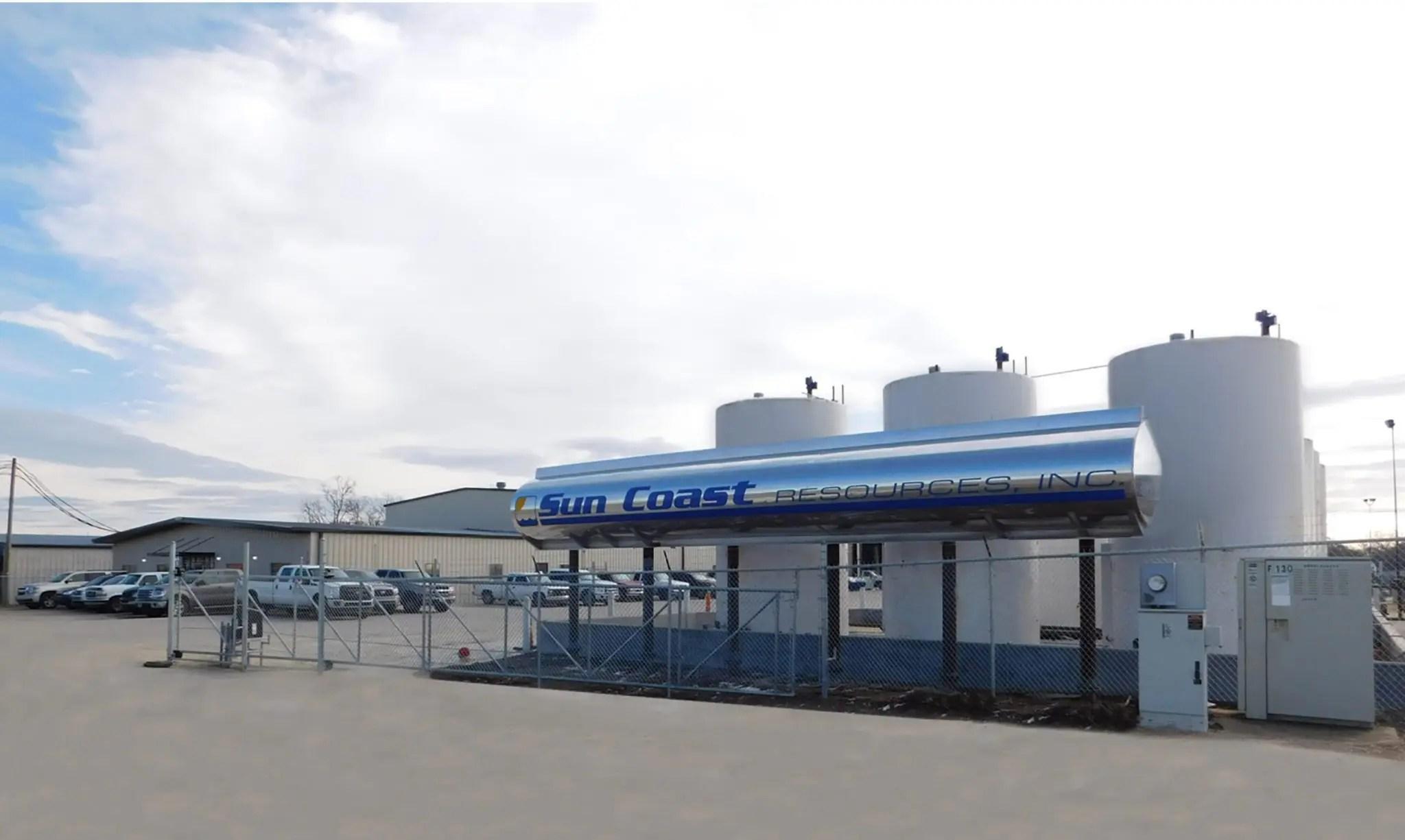 Sun Coast Resources Inc. opens new Broussard, Louisiana facility