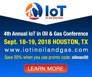 4th Annual IoT in Oil & Gas Conference