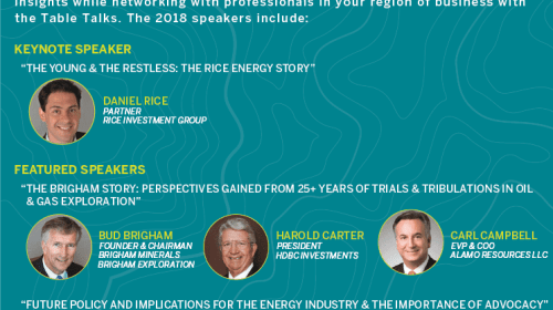 Summer NAPE Business Conference Speakers Announced
