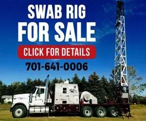 SWAB Rig For Sale