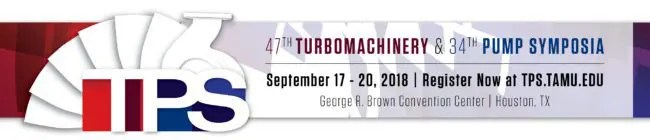 Turbo & Pump Symposia 2018