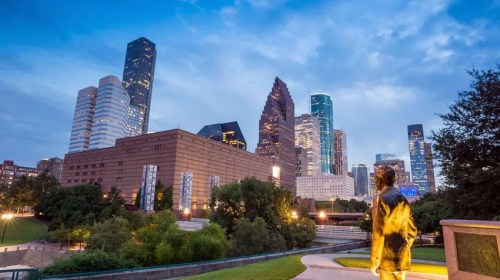 Houston Takes Center Stage As Major Crude Oil Trading Hub