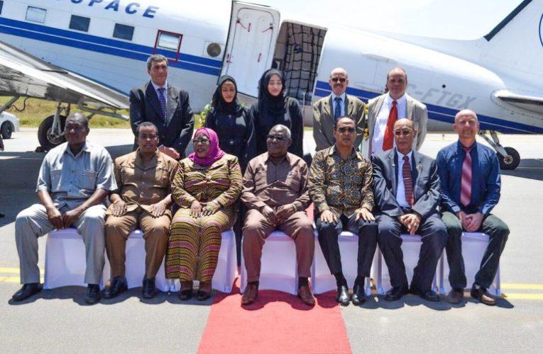 Bell Geospace Wins Contract With Rakgas In Zanzibar