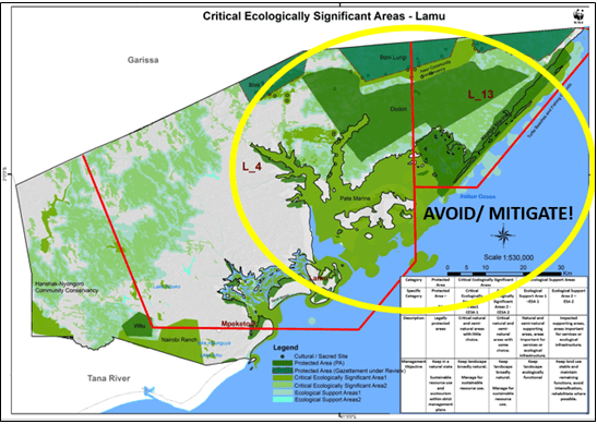 Lobby Group Raises Alarm Over Pate 2 well Drilling in Lamu