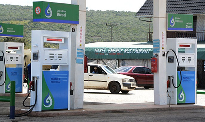 Maximum Pump Prices For Major Towns (Kenya) December 15th to January 14th 2018