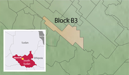 BGP To Perform An Airborne Gravity And Magnetic Survey In Block B3, South Sudan