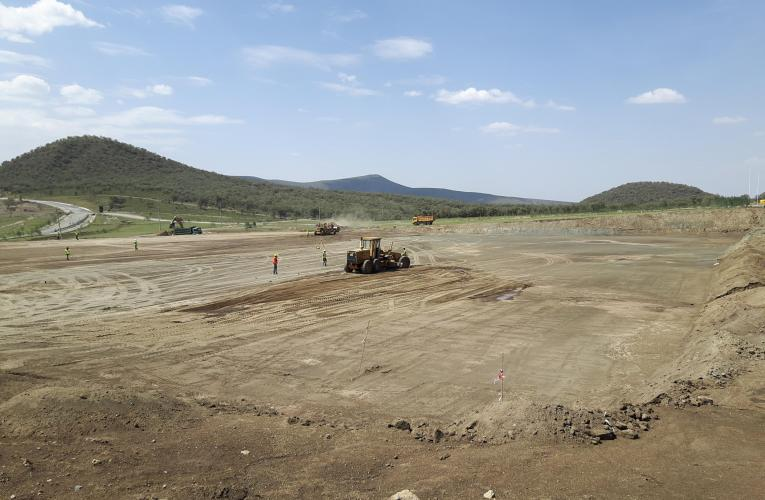 Civil Works Begin At Olkaria V Geothermal Plant