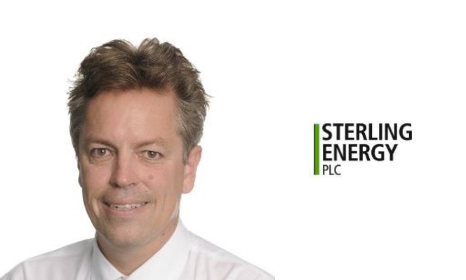 Sterling Energy Loses CEO to Wentworth Resources