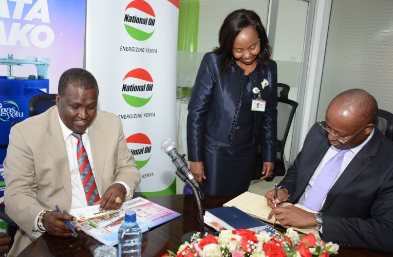 National Oil Corporation to Play an Anchor Role in the Emerging Oil & Gas Sector in Kenya