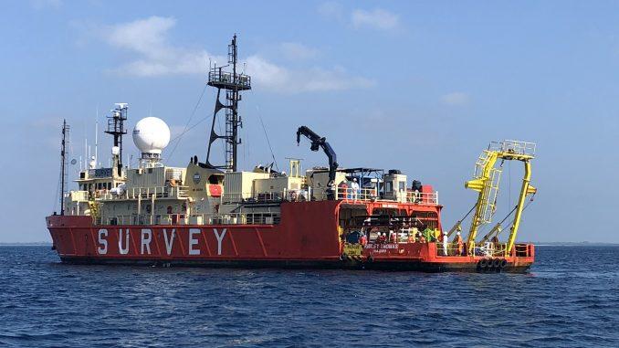 EGS Group Commences Geophysical Survey Offshore Mozambique Area 1