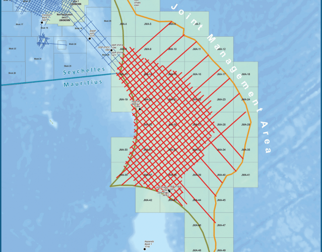 Spectrum To Acquire 2D Multi-Client Seismic Survey Between Mauritius And The Seychelles
