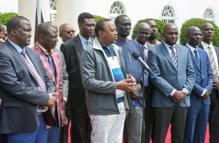 President Kenyatta to flag off trucking of Kenya's oil on June 3