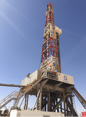 Pate 2 Well Drilling On Schedule to Reach Total Depth in Mid October