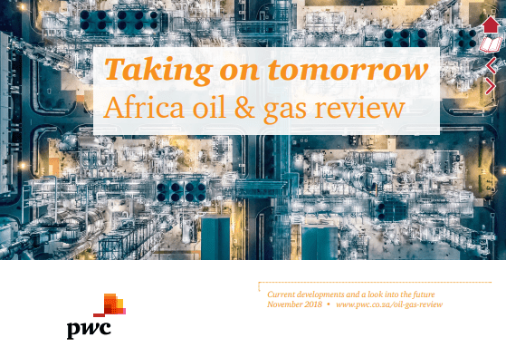 Outlook for Africa's oil & gas industry improves – PwC report