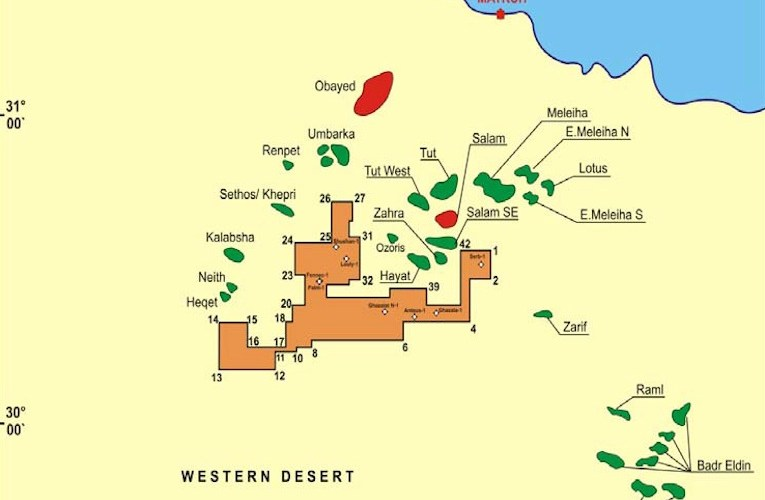 EGYPT:  Eni Announces New Discovery in the Western Desert