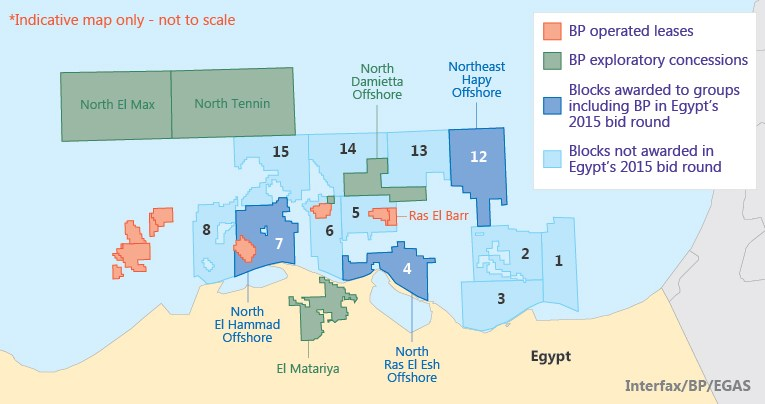 EGYPT: Eni Makes New Gas Discovery in the Mediterranean Sea