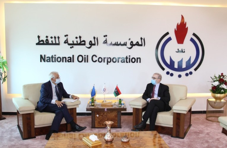 LIBYA: NOC, EU High Representatives Discuss Effects of Oil Blockades
