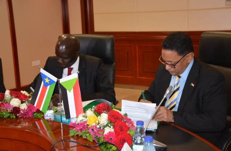 Sudan, South Sudan Sign Continued Oil Cooperation Agreements