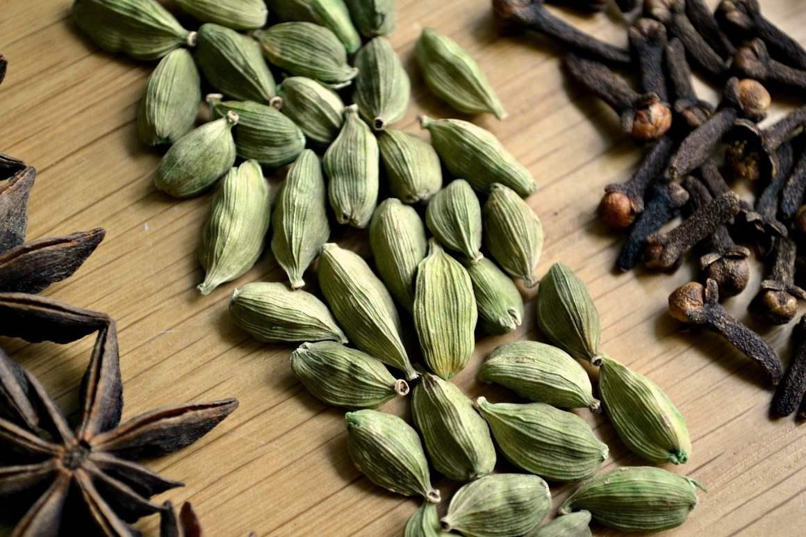 Cardamom essential oil