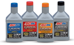 Amsoil European Car Motor Oil images