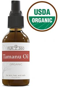 tamanu oil for acne scars