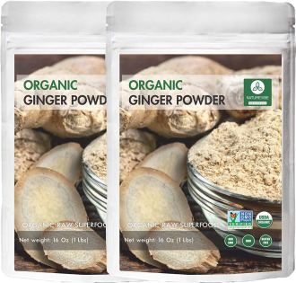 ginger powder for weight loss