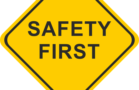 April (2019) Safety Topic