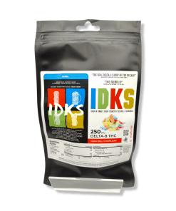IDKS Delta-8 THC Sour Chewz