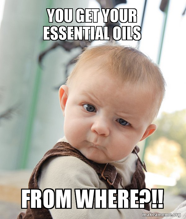 Here is why you should only order your essential oils from Young Living!