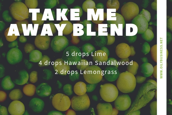 take me away blend