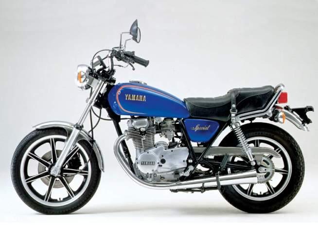Yamaha XS400S