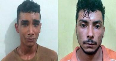 Polícia prende dupla acusada de matar idoso em comunidade de Monte Alegre