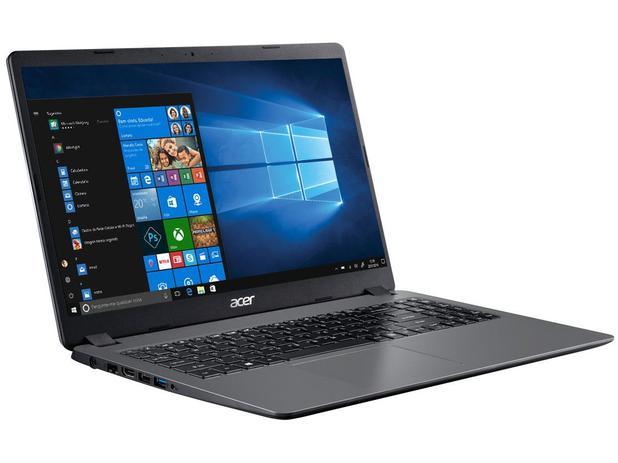 Notebook pra Illustrator Acer Aspire 3