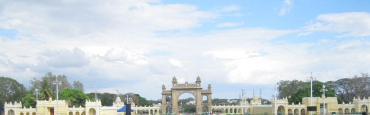 A DAY IN MYSORE