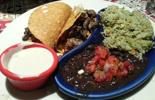 Texan and Mexican dishes are best had at Chili's